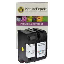 45 & 78 Ink Cartridge Set for HP Deskjet 1280 6127