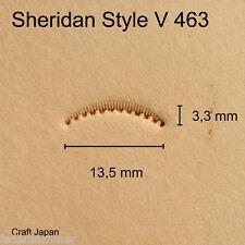 Punziereisen Sheridan Style V 463 - Veiner - Craft Japan