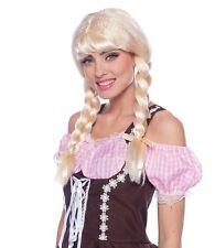 Hedi zopfperücke rubio nuevo-carnaval carnaval peluca pelo