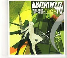 (GP601) Andnymous Tip, Not Your Orthoddx - Sealed CD