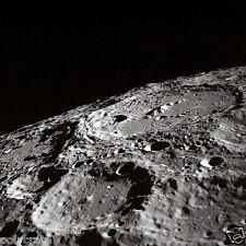 Photo Nasa - Apollo 10 - La Lune - Détails Cratères à la surface de la Lune