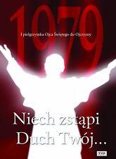 I pielgrzymka Ojca Swietego do Ojczyzny - 1979 rok. (DVD)  POLISH POLSKI