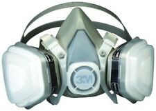 3M 07193 Dual Cartridge Respirator Assembly Organic Vapor P95, Large