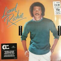 LIONEL RICHIE - Vinyl LP Record -  Read