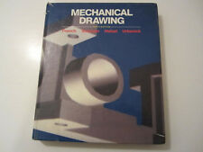 Mechanical Drawing Tenth Edition Text Book