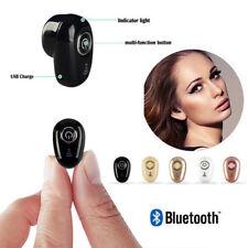 Mini Wireless Bluetooth 4.1 Stereo In-Ear Headset Earphone For Samsung iPhone XS