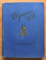 OLYMPIA 1936 BAND 1 - JEUX OLYMPIQUES D'HIVER ALLEMAGNE - ALBUM COMPLET