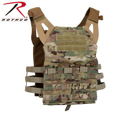 Rothco Lightweight Armor Plate Carrier Vest Multicam,OD,COYOTE,BLACK