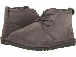 [3236-CHRC] UGG Men's Neumel Chukka Boots Charcoal *NEW*