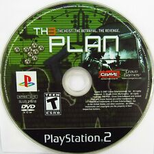 Th3 Plan Sony Play Station 2 2007 PS2 Disc Only