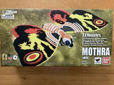More details for s h monsterarts mothra