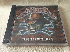 Metal Militia - Tribute To Metallica 3 CD BRAND NEW & SEALED!