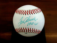 TOM SEAVER HOF 92 1969 WSC NEW YORK METS REDS WHITE SOX SIGNED AUTO BASEBALL JSA