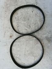 Ducati Monster 696 cam timing belt front and rear