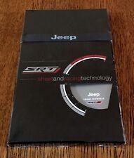 2006 Jeep Grand Cherokee SRT8 6.1L HEMI V8 Introduction Press Kit set w/CD-ROM