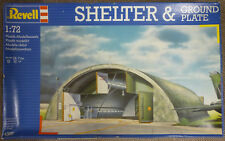 Revell 4389 1/72 Shelter and Ground Plate