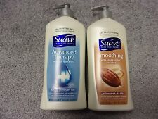 Lot of 11 - Suave Advanced Therapy + Smoothing Body Lotion 18 oz