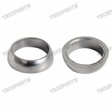 3610047 - Qty 2 Twin Exhaust Gasket Donut Seal for Polaris Sportsman 600 700 800