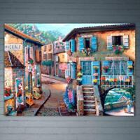 DIY House 5D Full Drill Diamond Painting Cross Stitch Kits