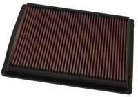 DU-9001 K&N Replacement Air Filter DUCATI MONSTERS 01-08 (KN Powersports Air Fil