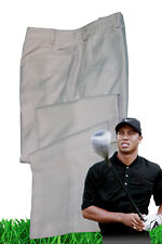 "New NIKE Mens Tour Performance GOLF TROUSERS Pants Light Beige W34"" iL34"""