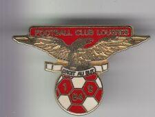 RARE PINS PIN'S .. FOOTBALL SOCCER CLUB TEAM 1984 AIGLE DEVISE LOUGRES 25  ~DG