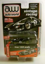 1965 '65 FORD GT40 BLACK SPECIAL EDITION MIJO AW AUTO WORLD DIECAST 2017
