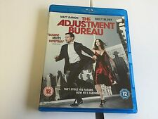 The Adjustment Bureau Bluray