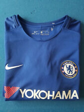 Nike Authentic 2017-2018 Chelsea Football Club Blue Jersey Youth XL NWT! Soccer