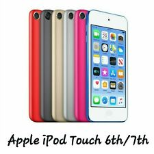 Apple Ipod Touch 6th/7th - 16GB 32GB 64GB 128GB 256GB - All colors
