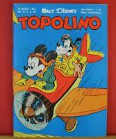 TOPOLINO N.63 ORIGINALE DA MAGAZZINO