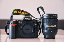 Nikon D90 inkl. Nikon AF-S DX VR 16-85 ED+ Objektiv & Zubehörpaket