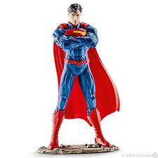 DC COMICS JUSTICE LEAGUE SUPEREROI SUPERHEROES SUPERMAN SCHLEICH 22506