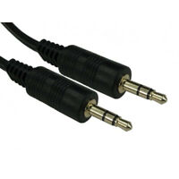 Jack Aux Audio Cable 3.5mm Male To Male Jack to Jack Cable Car Earphone Speaker