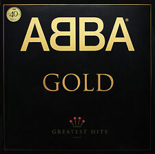 Abba Gold Greatest Hits vinyl LP NEW sealed