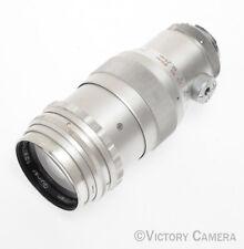 Steinheil Quinar 135mm f2.8 Exakta Lens -Example, Beautfiul Bokeh- (318-20)