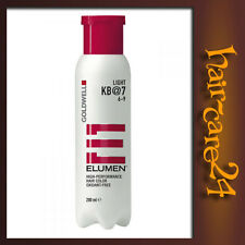 Goldwell Elumen Haarfarbe - KB@7 200ml - KB 7 - Light