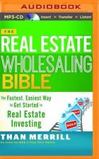 The Real Estate Wholesaling Bible (MP3)