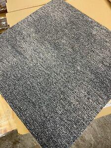 Brand New Boxed Carpet Tiles Cloud Blue, Black,Green - 20 tiles/5SQM £29.99!!