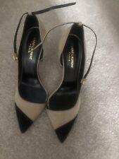 dc464e1ae06 YSL, Yves Saint Laurent Slim High (3-4.5 in.) Women's Heels for sale ...