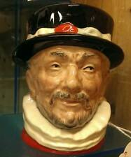 ROYAL DOULTON BEEFEATER SMALL CHARACTER TOBY JUG D6202