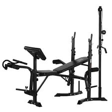 Gym Multifunctional Weight-lifting Bed Weight-lifting Machine Fitness Equipments