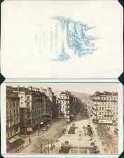 Observatoire Gay à Fourvières, Lyon, rue impériale CDV, vintage albumen carte de