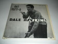DALE HAWKINS - Oh! Suzy-Q (70s re-issue) vinyl record LP in shrink