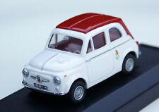 Fiat (500) Abarth 695 Ss - Modelo Año 1964-1971, CON 1:43 ,Blanco, Emb.orig
