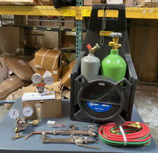 Miller Electric Tl 550 Outfit With Tanks Tag A Long Series Cuts Up To 38