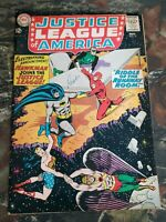 DC Justice League #31 1964 Comic Hawkman Join JLA