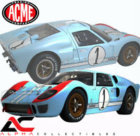 ACME M1201003 1:12 1966 FORD GT40 MKII #1 KEN MILES/DENNY HULME 24HRS OF LE MANS