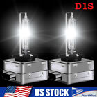 2PC New 35W 6000K White D1S Xenon HID Headlight Bulbs Lamp For BMW Chrysler Mini