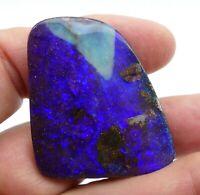 Australian Boulder Opal, Solid Natural, Polished Gem, loose opal, Lapidary 10187